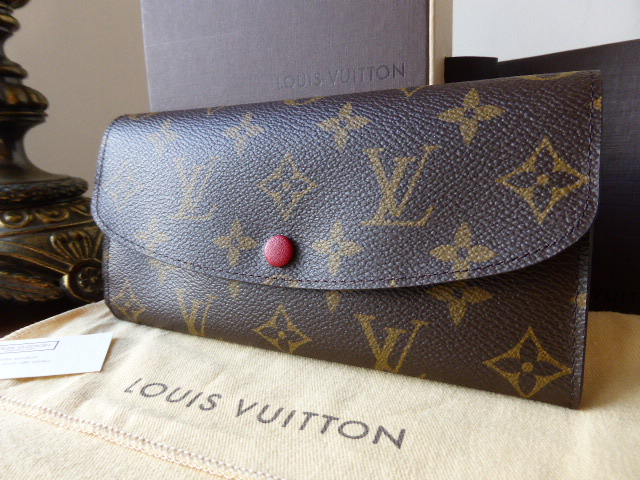 Louis Vuitton Elise Purse in Monogram