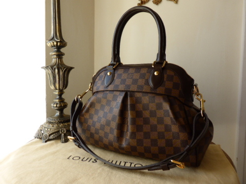 Louis Vuitton Trevi PM in Damier Ebene - SOLD 214b0774ff55a