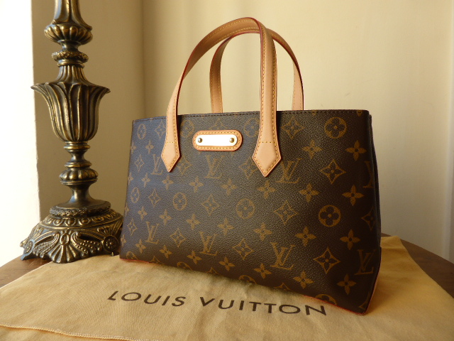 Louis Vuitton Wilshire PM Monogram