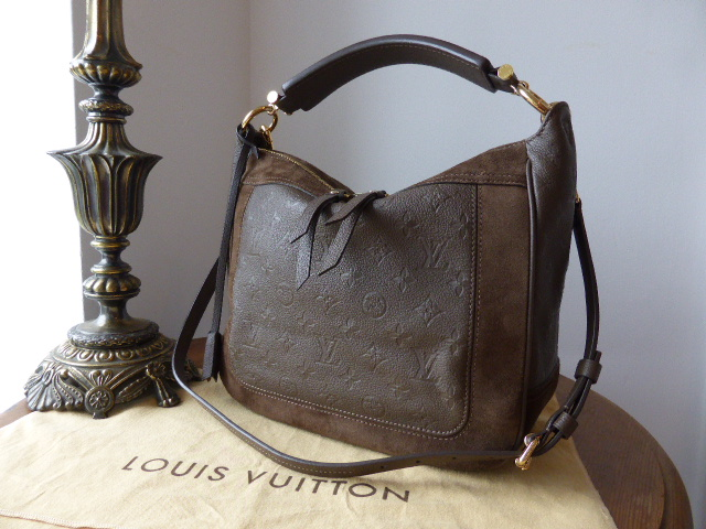Louis Vuitton Monogram Empreinte Audacieuse Ombre PM
