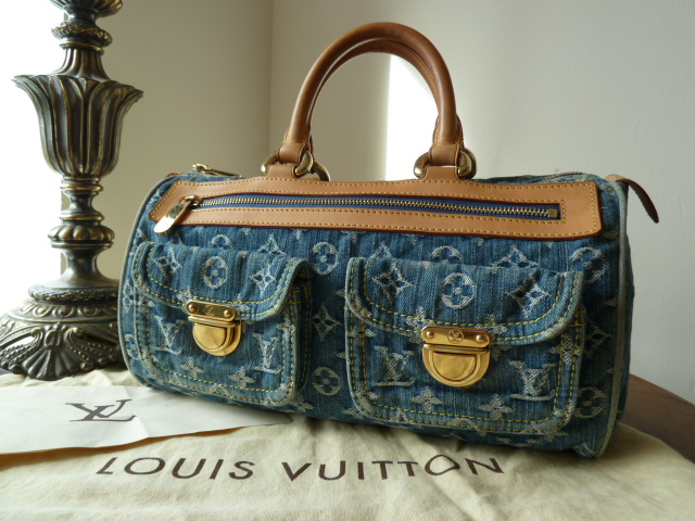 Louis Vuitton Denim Neo Speedy