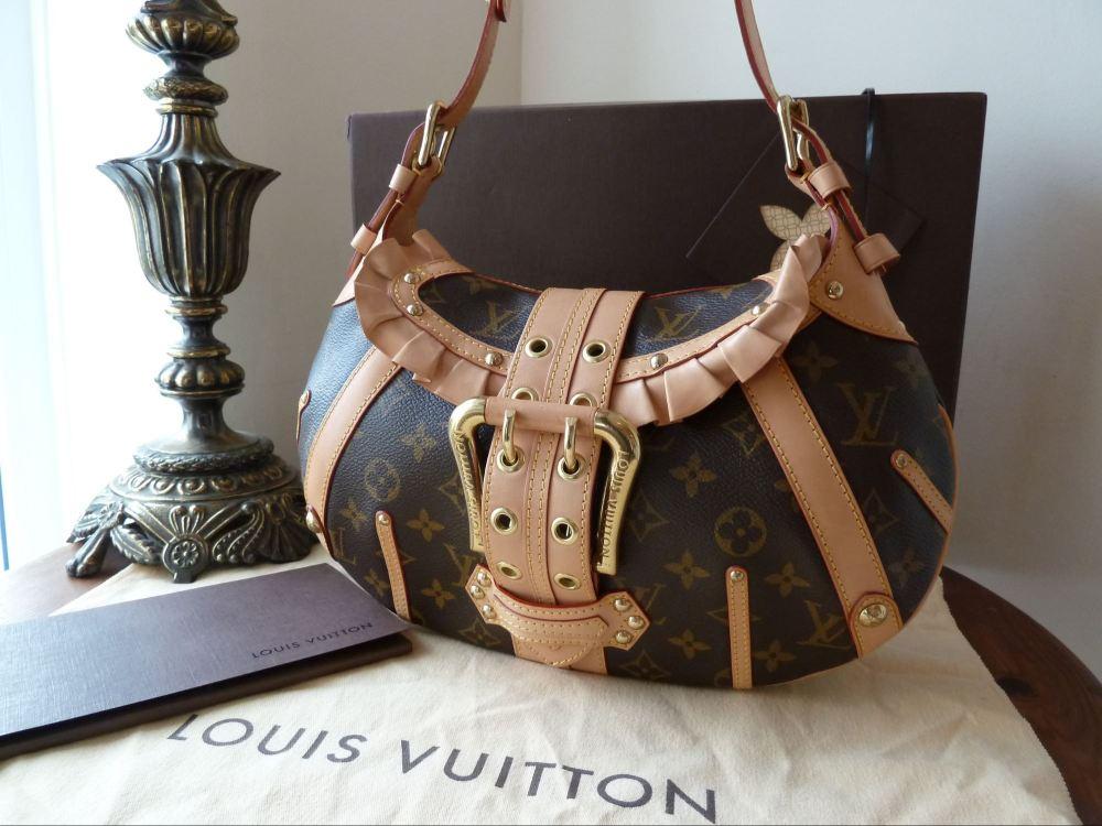 Louis Vuitton Leonor Small Shoulder Bag in Monogram