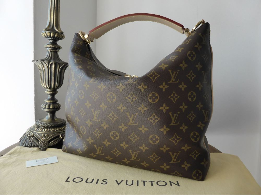 Louis Vuitton Sully MM in Monogram - New