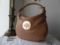 Mulberry Medium Daria Hobo in Plaster Pink Soft Spongy Leather with Rose Gold Hardware - As New*