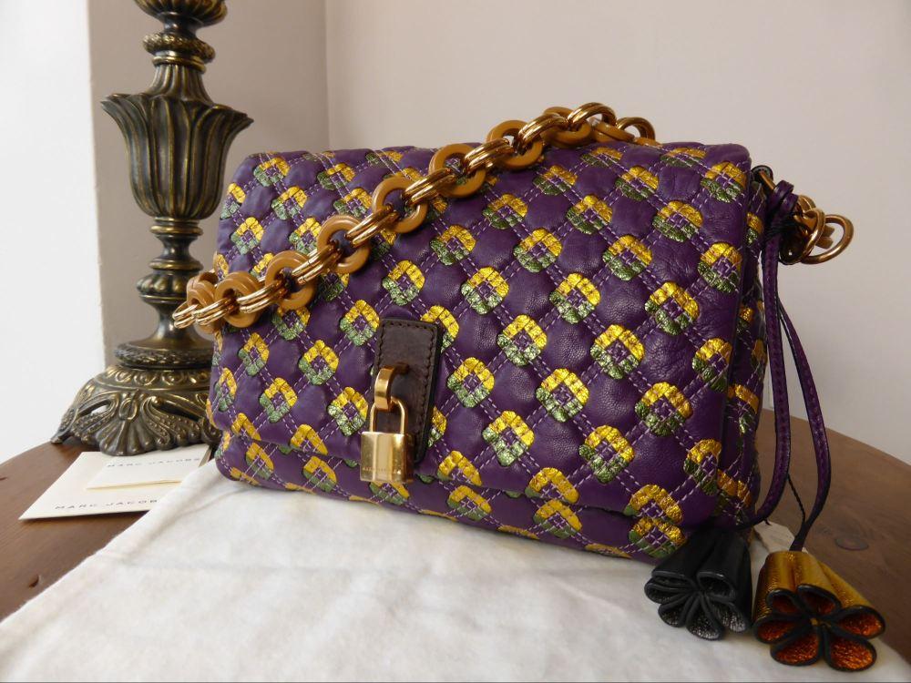 Marc Jacobs Robert Jennifer Shoulder Bag - New