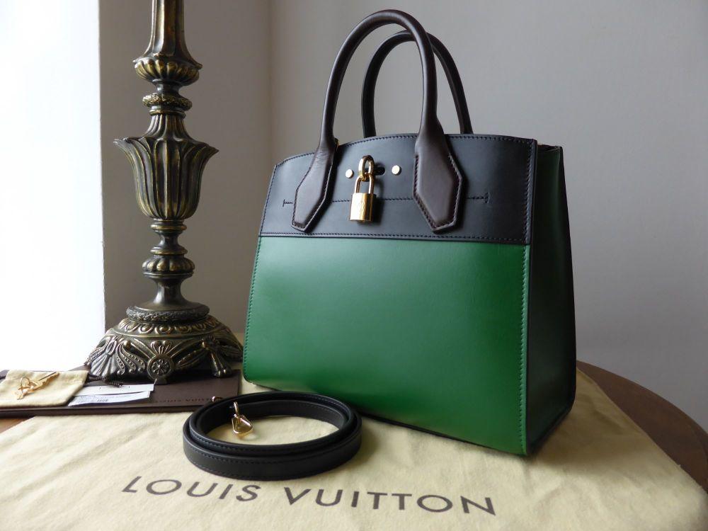 Louis Vuitton City Steamer PM - As New