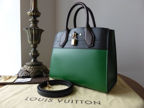 294aed3677c0 Louis Vuitton City Steamer PM - As New
