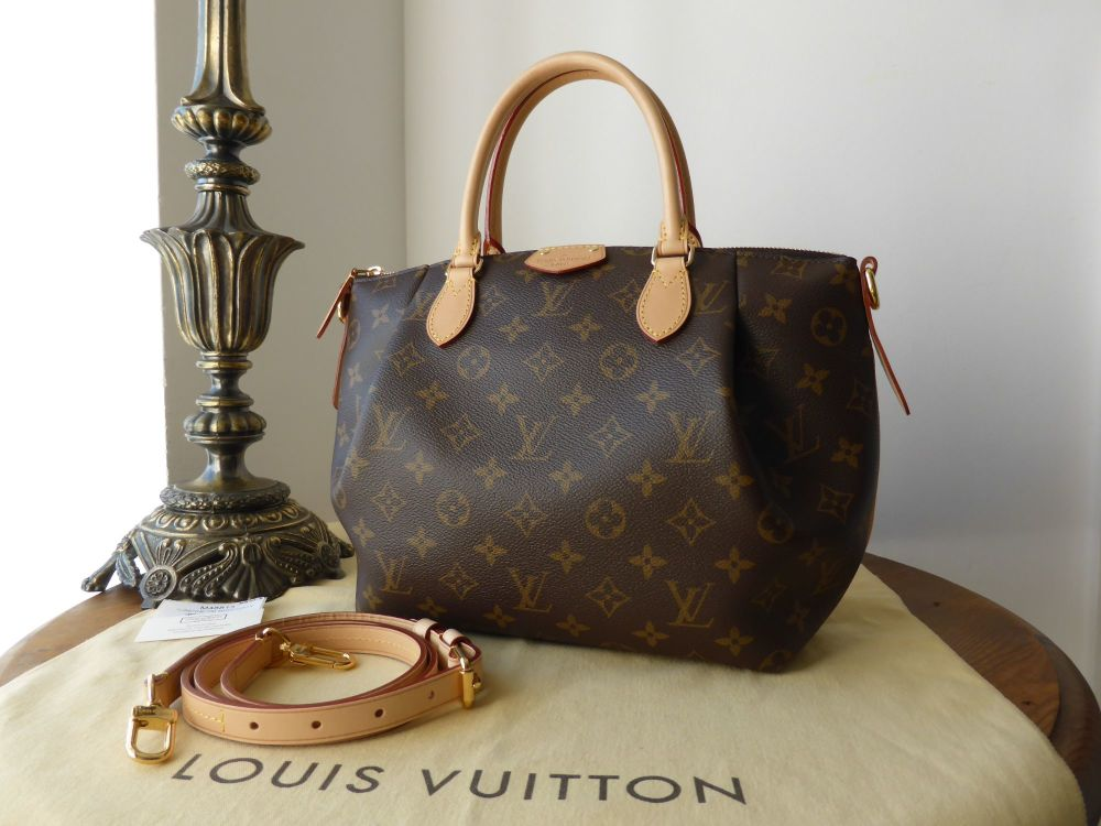 Louis Vuitton Turenne PM in Monogram