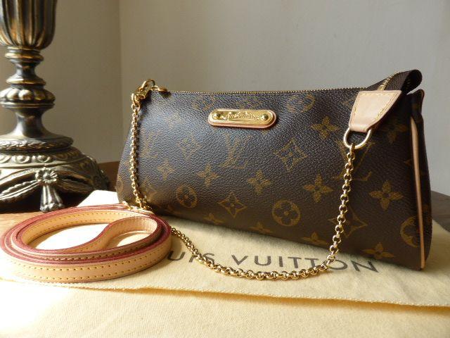 Louis Vuitton Eva in Monogram