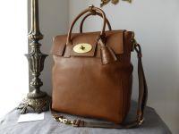 Mulberry Cara Delevingne Large Bag in Oak Natural Leather