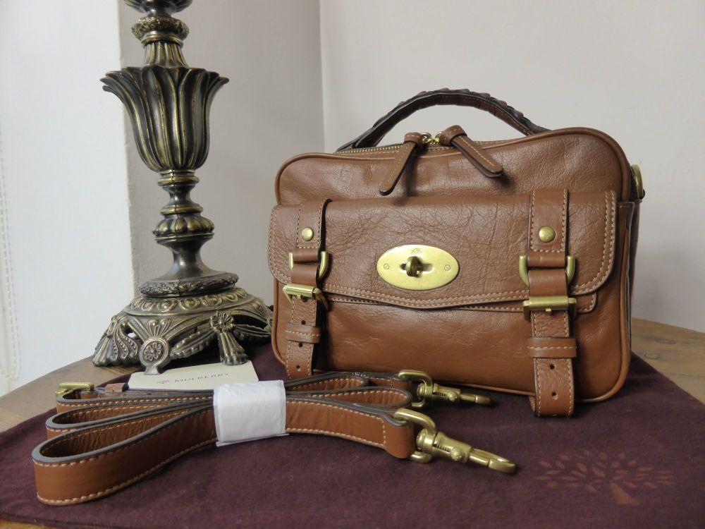 Mulberry Alexa Postmans Lock Camera Bag - New*