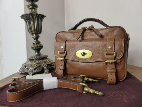 e33d754bb55e Mulberry Postmans Lock Camera Bag in Oak Soft Buffalo Leather ...