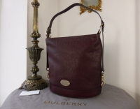 Mulberry Jamie (Medium) in Oxblood Washed Calf