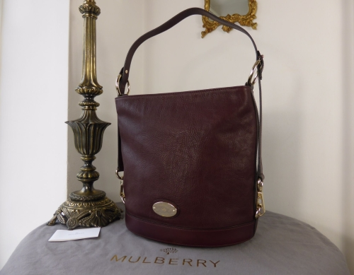 Mulberry Jamie (Medium) in Oxblood Washed Calf - SOLD 8752a697b71a5
