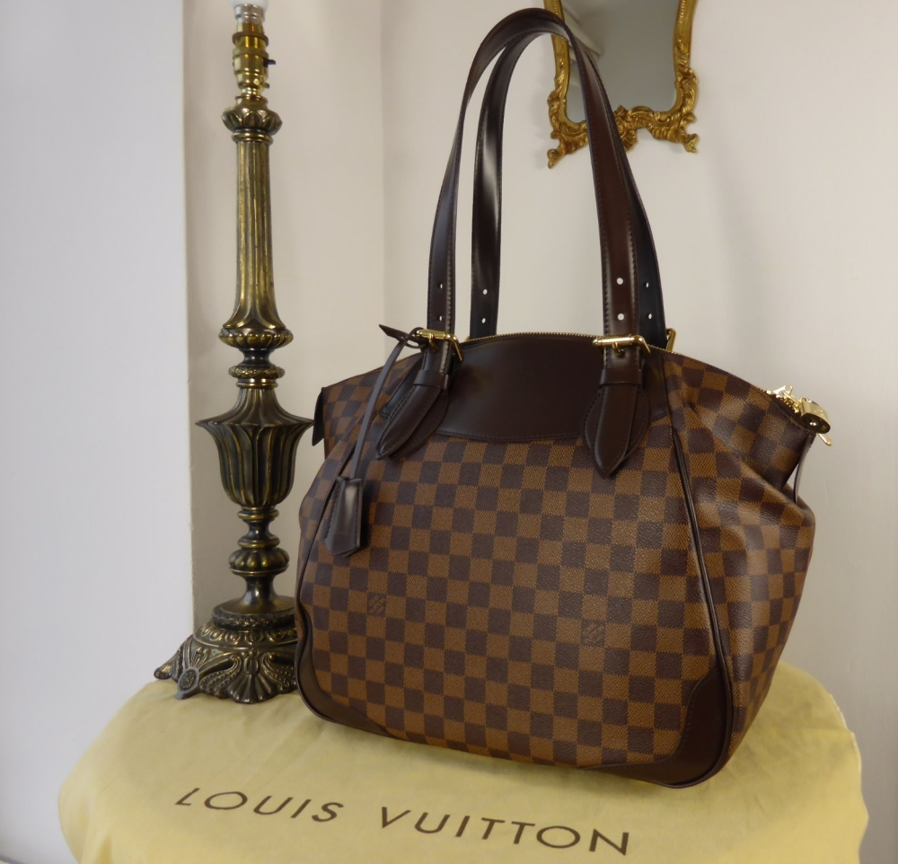 Louis Vuitton Verona MM in Damier Ebene - SOLD