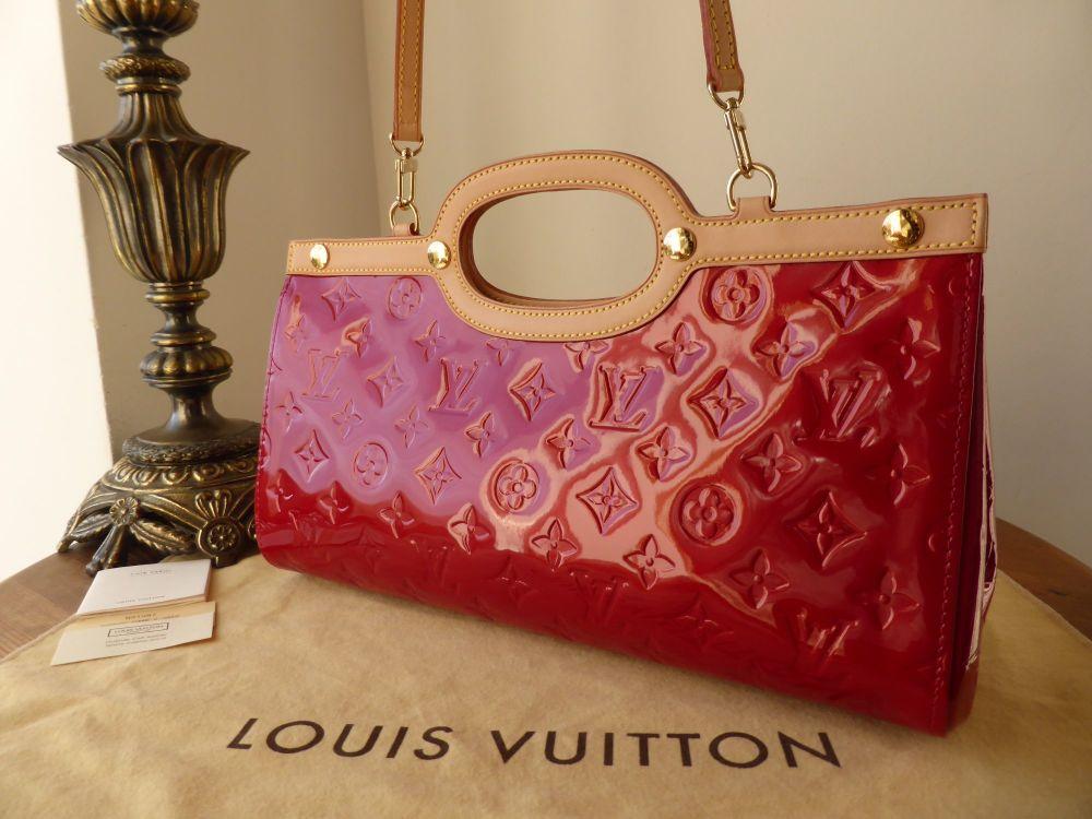 Louis Vuitton Roxbury Drive in Pomme D'Amour Vernis
