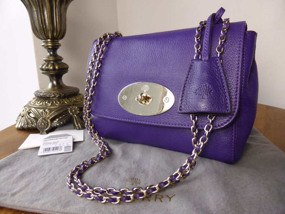 Mulberry Lily (Regular) Limited Edition John Lewis 150th Anniversary in Pur