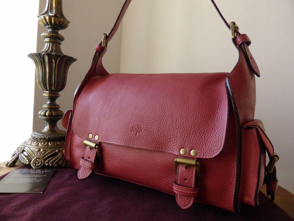 Mulberry Vintage Effie Satchel in Lavender Darwin Leather