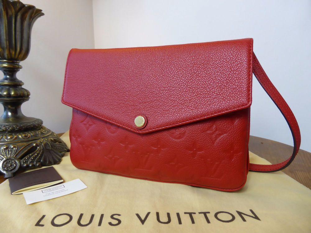 Louis Vuitton Twice