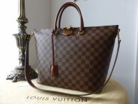 Louis Vuitton Belmont Tote in Damier Ebene - As New
