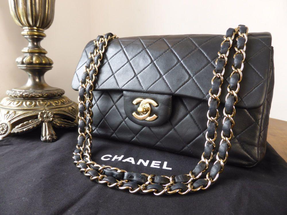 b86778773c55 Chanel Vintage Classic 9