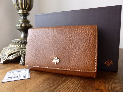 ... cheapest mulberry tree french purse in oak natural leather sold 88d6e  d2e9b 4749e3fbe3860