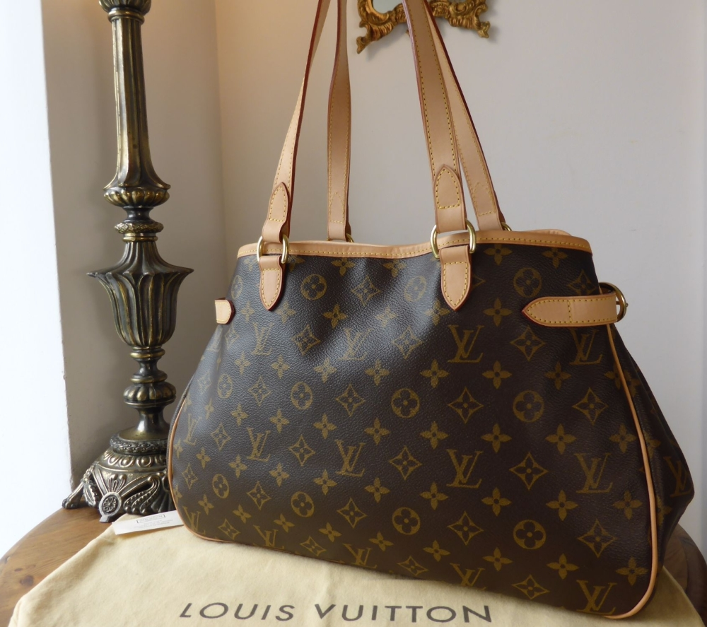 Louis Vuitton Batignolles Horizontal Monogram