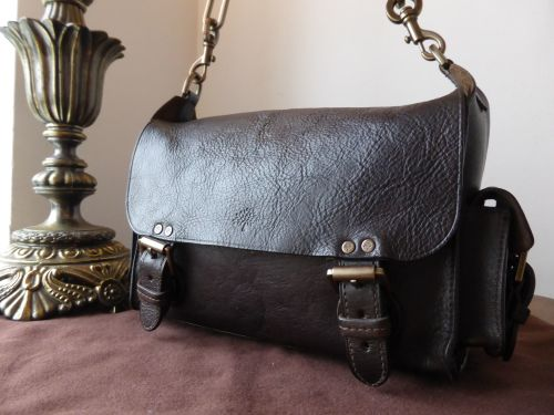 Mulberry Vintage Brooke in Chocolate Darwin - SOLD 75b9a51876f8b