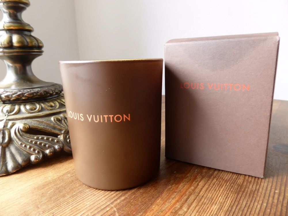 Louis Vuitton VIP Candle Cire Trvdon 2013 - As New