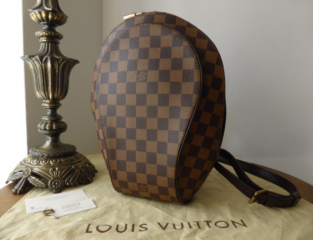 Louis Vuitton Ellipse Sac a Dos Special Order in Damier Ebene