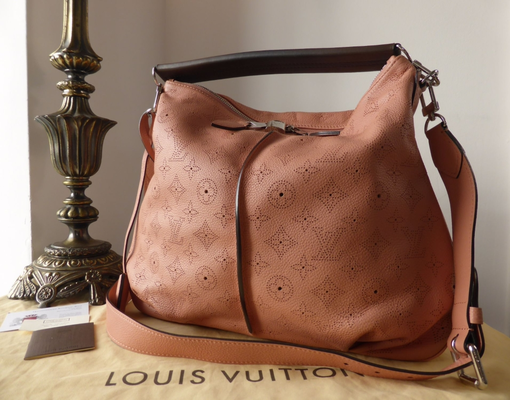Louis Vuitton Selene PM in Mahina Rose - As New