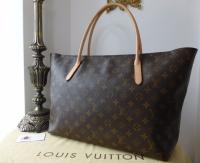 Louis Vuitton Raspail MM Tote in Monogram