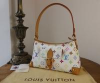 Louis Vuitton Eliza Small Shoulder Bag in Muticolore White