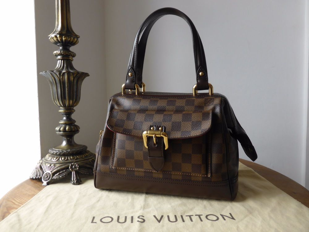 Louis Vuitton Knightsbridge PM in Damier Ebene