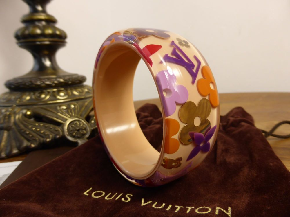 Louis Vuitton Farandole Inclusion Monogram Bracelet