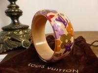 Louis Vuitton Farandole Inclusion Monogram Bracelet