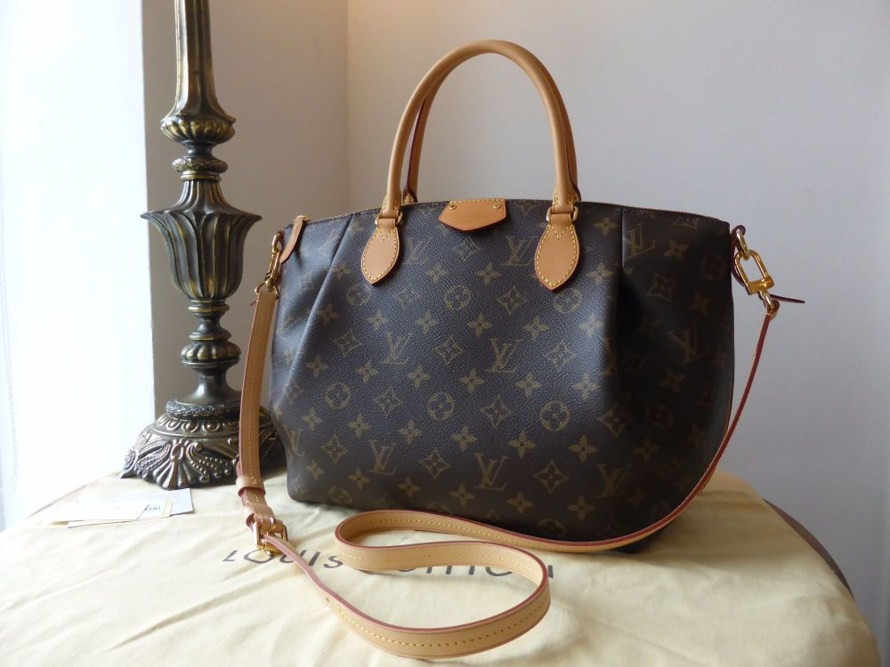 Louis Vuitton Turenne MM in Monogram