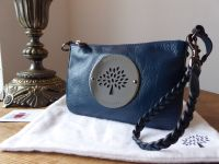 Mulberry Daria Pochette in Petrol Soft Spongy Leather