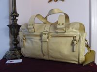 Mulberry Large Mabel in Sand Lightweight Antiqued Leather