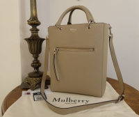 Mulberry Small Maple in Dune Small Classic Grain - New