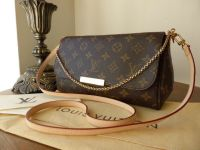 Louis Vuitton Favorite MM in Monogram