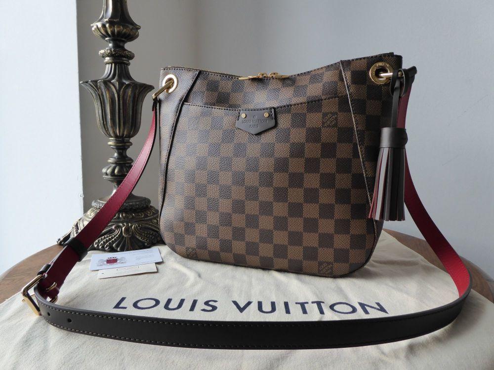 Louis Vuitton South Bank Besace Damier Ebene
