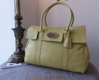 Mulberry Classic Bayswater in Pistachio Glossy Goatskin (Substandard) - New*
