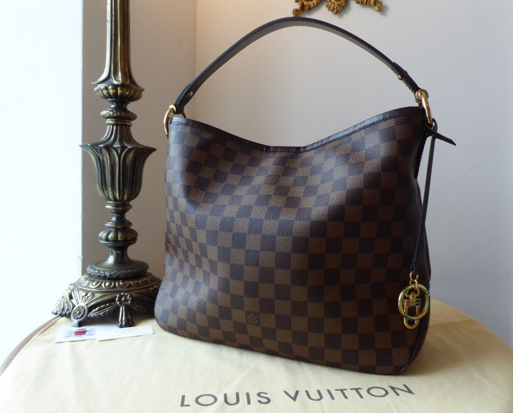 Louis Vuitton Delightful PM in Damier Ebene