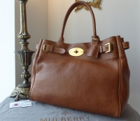 Mulberry Classic Bayswater Tote in Oak Natural Leather