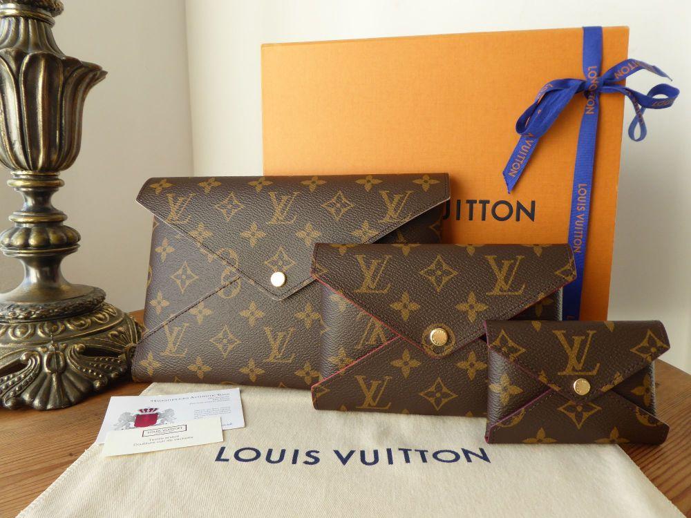 Louis Vuitton Pochette Kirigami Monogram - New*