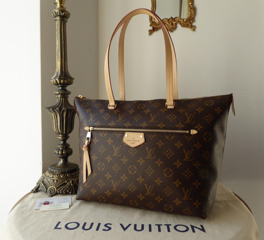 Louis Vuitton Iéna MM Monogram - New