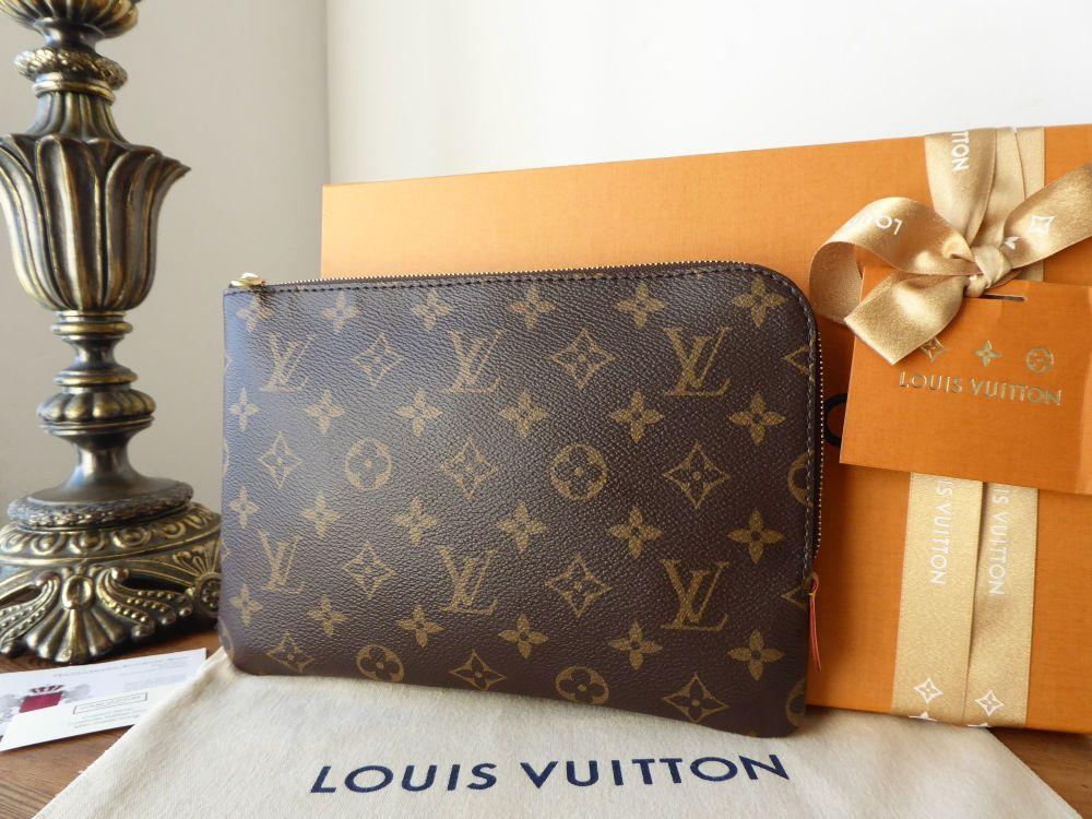 Louis Vuitton Euti Voyage PM Monogram - New