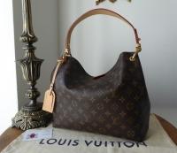 Louis Vuitton Graceful PM in Monogram - SOLD