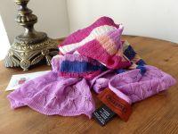 Missoni Lightweight Striped Cotton Mix Scarf - New - SOLD